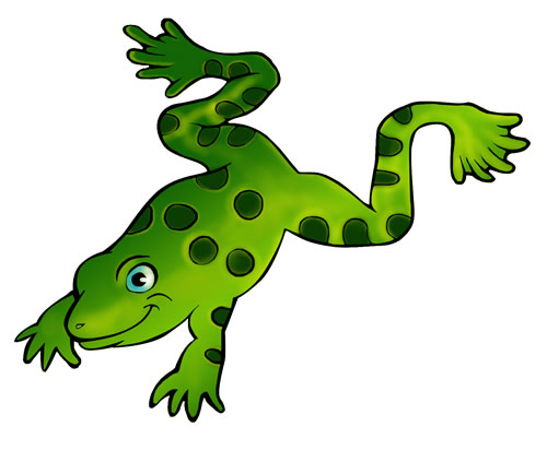 FREE Frog Clip Art to Download: Frog 10